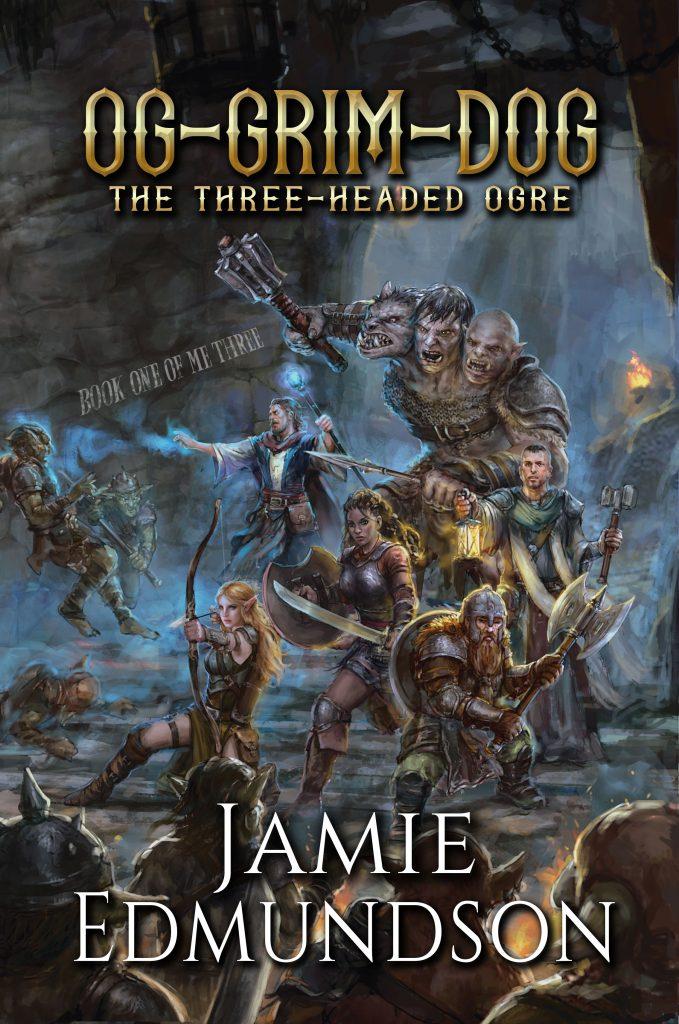 Book Cover: Og-Grim-Dog: The Three-Headed Ogre