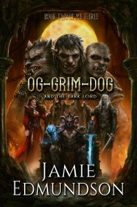 Book Cover: Og-Grim-Dog and The Dark Lord